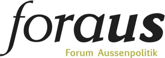 foraus – Forum Aussenpolitik – Forum de politique étrangère